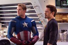 Captain America Poster Length: 800 mm Height: 600 mm SKU: 13320