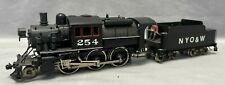 Nickel Plate Products HO Scale Brass NYO&W 2-6-0 Camelback - EC