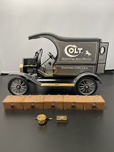 Franklin Mint Colt Ford Model T Delivery Truck READ
