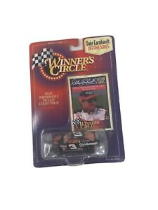 Dale Earnhardt Winners Circle NASCAR GM Goodwrench Service Plus Monte 1997