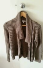 Sussan Chocolate Knit Jumper size M
