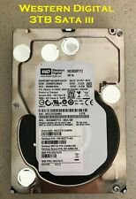 "Hard Disk Western Digital 3TB Sata III RE WD3000FYYZ 3,5"" 7200 rpm PC Computer"