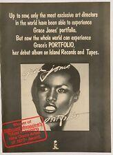 4 24 inch X 36 inch GRACE JONES 90/'s Nineties Art Photo Poster