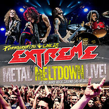 Extreme : Pornograffitti Live 25: Metal Meltdown Live! CD (2016) ***NEW***