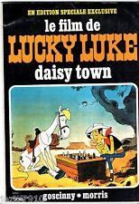LUCKY LUKE - DAISY TOWN - LE FILM ¤ 1972 PUB TOTAL dupuis
