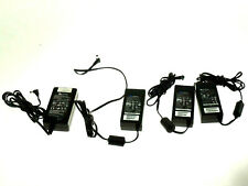 Lot Of Four Power Supply For Verifone Pos Credit Card Terminal Pwr258 001 03 A