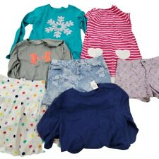 Girls Clothing Lot of 7 Size 14 L XXL Dress Skirt Shorts Lands End Under Armour