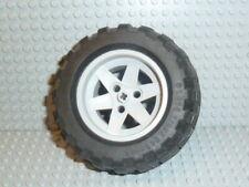 LEGO® Technic 1x Rad 94,8x44R Reifen & Felge grau 8297 54120 44772 R703