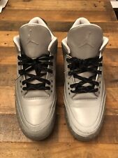 Nike Air Jordan Retro 5Lab3 Reflective Silver Size 13