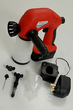 18v Cordless Electric Airless Spraygun 0.8mm Nozzle Setup 500ml- 321285      18