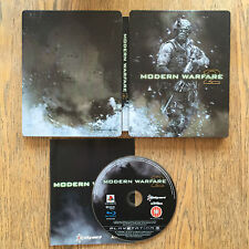 Call of duty modern warfare 2-Steelbook Edition-PLAYSTATION 3 / PS3-utilisé