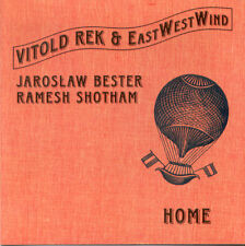 CD VITOLD REK & East West Wind  -  Home