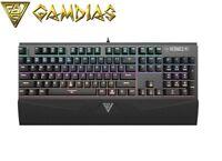 Gamdias Hermes M1 Tastiera Meccanica da Gioco (UK Versione) Originale / Nuovo