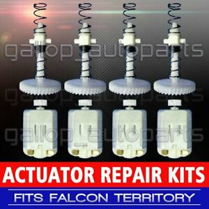 4Kits for Ford Door Lock Actuator Repair Kit Territory Falcon AU BA BF Brand NEW