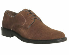 Lace-up Ask the Missus Suede Upper Shoes for Men