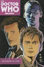 Doctor Who: Prisoners of Time Omnibus by David Tipton, Scott Tipton (Paperback, 2016)