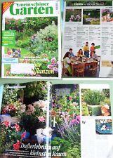 mein schöner Garten Zeitschrift Sammlung 1999 Ausgabe 7/99 Feng Shui Funkien