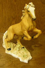 Castagna HORSE Figurines #230PH PALOMINO MUSTANG, Made in Italy, NEW/BOX
