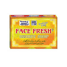 Face Fresh Beauty Whitening Soap 100% Original Imported From Pakistan Free Ship