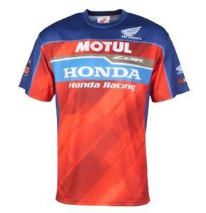 Official Honda Endurance All Over Print T shirt - 18HEND-AOPT