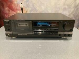 TECHNICS RS-B765 Direct Drive 3 Head PSX Cap TAPE DECK Fully Working/Tested