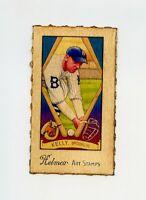 RARE HELMAR Baseball Card: #294 HIGH POCKETS GEORGE KELLY Brooklyn SCARCE