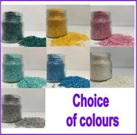 Glimmer Sugar Strands Sprinkles  * Choice of Colours *