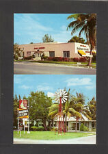 POSTCARD:  GRANDMA'S KITCHEN RESTAURANTS - 2 LOCATIONS IN MIAMI, FLORIDA, Unused