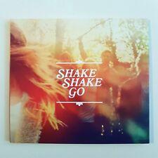 2019 ■ SHAKE SHAKE GO : ENGLAND SKIES ♦ Gatefold CD Single ♦