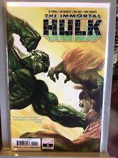 Immortal Hulk / Al Ewing Marvel 2018 Series / You Choose Issue + Cover / Hg+