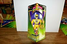 1995 BANDAI MIGHTY MORPHIN POWER RANGERS TALKING YELLOW RANGER MISB SEALED