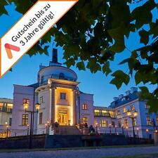 Luxus Kurzurlaub Schlosshotel Burg Schlitz 3 Tage für 2 Pers. Wellness Gutschein