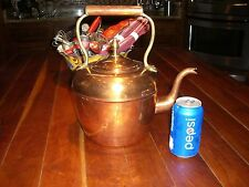 Antique Copper Kettle Tea Kettle Water Kettle