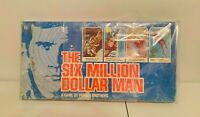 1975 The Six Million Dollar Man board game Parker Brothers Complete