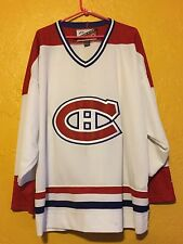 MONTREAL CANADIENS XXL PRO PLAYER JERSEY