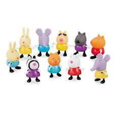 Peppa Pig And Friends Emily Danny Action Figure Toys 10 PCS TV Toys Kids Gifts