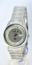 Citizen Classic Automatic Men's Stainless Strap Watch NH3120-56H