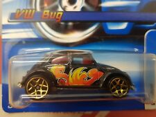 Hot Wheels 2001 - VW BUG [BLACK]  *12 CARS POSTED FOR $10*