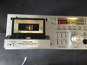MCF-600 Grundig HIGH COM/Dolby midi silberTapeDeck