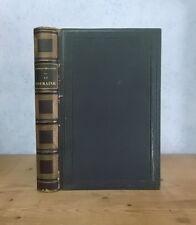 TOURS LOCHES CHINON LA TOURAINE ANCIENNE ET MODERNE (BELLANGER 1845, ILL.).