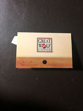 Great Wolf Lodge Gift Card $500