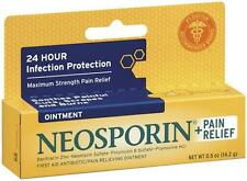 Neosporin Pain Relief Ointment 0.5 oz