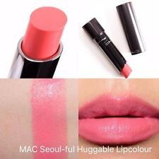 "MAC Huggable Lipcolour "" SEOUL-FUL "" Ltd. Ed. Authentic & New in Box!!"