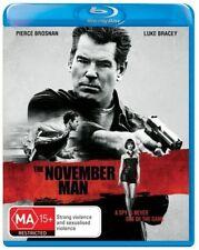 The November Man (Blu-ray, 2015)
