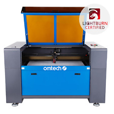 100w 40x24 Inch Co2 Laser Engraver Cutter With Motorized Workbed Autofocus Ruida