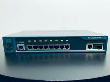 More details for cisco catalyst 2960 switch - 8 ports + gbe uplink port - ws-c2960-8tc-l