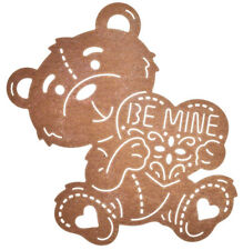 Cheery / Lynn/ Metal / Die / B674/ Be Mine Teddy Bear