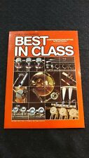 Best In Class Tenor Saxophone Book 2 Band Method Music Book