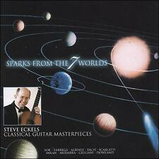 Eckels, Steve : Sparks From the 7 Worlds CD