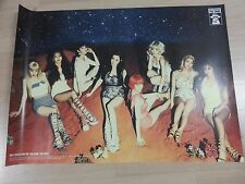 SNSD 5th You Think Unfolded Official Original Poster 1p Girls' generation K-POP